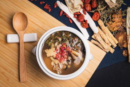 Sheng Hua Soup 生化汤